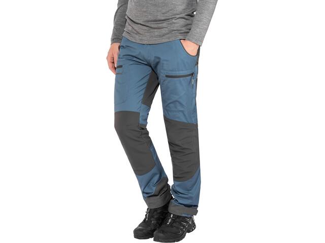 Pinewood Caribou TC Housut Miehet, blue/grey